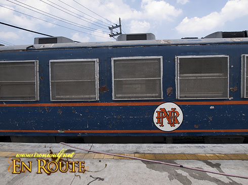 PNR: Old PNR Train