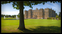 Longleat (35mm f/0.9) (Edd Noble) Tags: house tree nikon dof bokeh f14 85mm panoramic nikkor longleat d3
