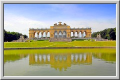 Gloriette in Vienna, Austria (Tobi_2008) Tags: schnbrunn vienna wien park reflection austria sterreich tobi spiegelung soe gloriette supershot bej abigfave anawesomeshot diamondclassphotographer flickrdiamond theunforgettablepictures goldstaraward vanagram superstarthebest