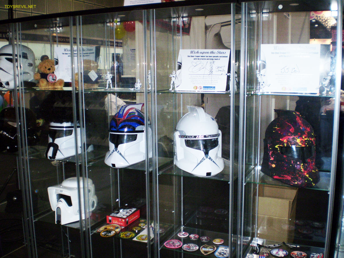 deb80c07e233b1 Wish Upon The Stars Clone Trooper Custom Helmets On Auction Now ...