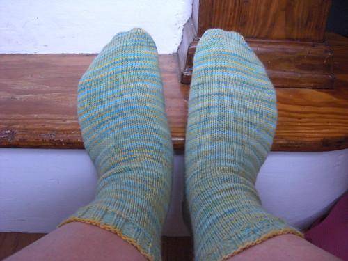 Sherbert Socks