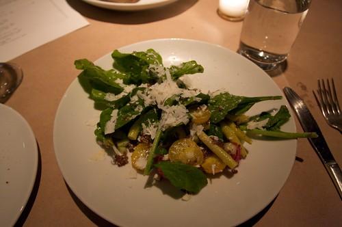 veridian bean salad