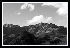 The mountains of Nikko
