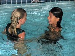 Farewell to Pool Season! (DenaVB) Tags: summer pool misty kids swimming ethan corey lydia ashton laborday kaiden mayorbob farewellpoolseason