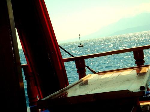 denize karşı yalnızlık
