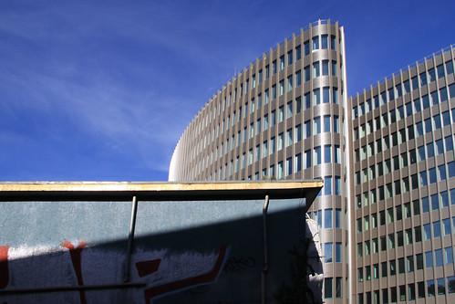 Hochhaus an der Friedrichstraße