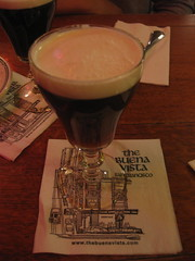 Buena Vista Cafe - The famous Irish Coffee