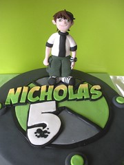ben 10 and the omnitrix (The Whole Cake and Caboodle ( lisa )) Tags: newzealand cakes cake ben alien whangarei caboodle ben10 omnitrix thewholecakeandcaboodle
