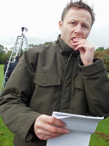 Brian pondering