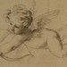 Flying Putto with Bow and Arrow