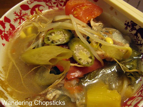 Canh Chua Ca (Vietnamese Sour Fish Soup) 8