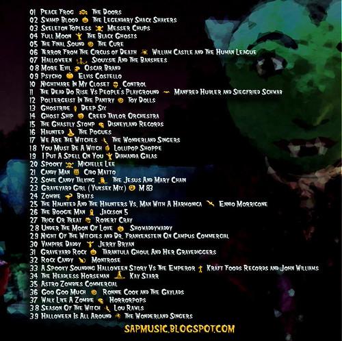 SAP Music: SAP Music Halloween Mix 2009