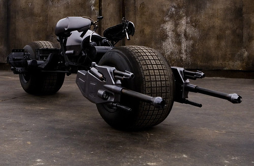 Batpod by you.