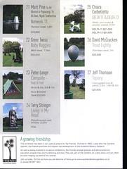 2009-10-01-Stoneleigh-2007-Guide-05 (russellstreet) Tags: newzealand sculpture auckland nzl manukau aucklandbotanicalgardens sculpturesinthegarden2007 stoneleighsculpturesinthegarden2007