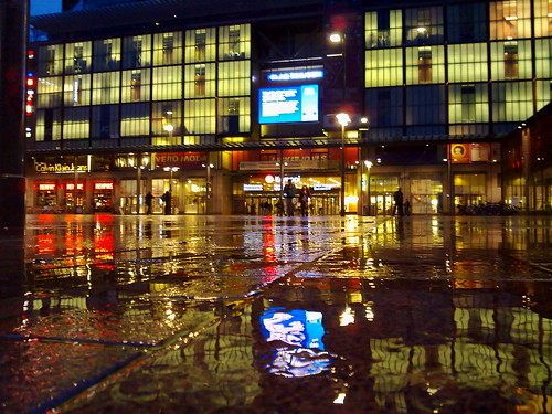 Reflections in Kamppi