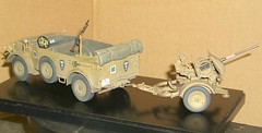 1a002 (airfixlover) Tags: german ww2 135 tamiya flak38 horch1a