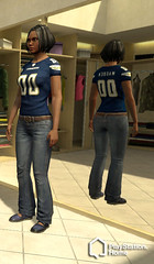 Home - San Diego Chargers Female