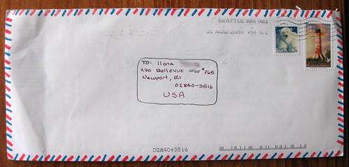 more fabulous faux airmail