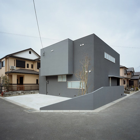 House of inclusion - exterior, Japanese House Design, Architectur, Interior design, House Design
