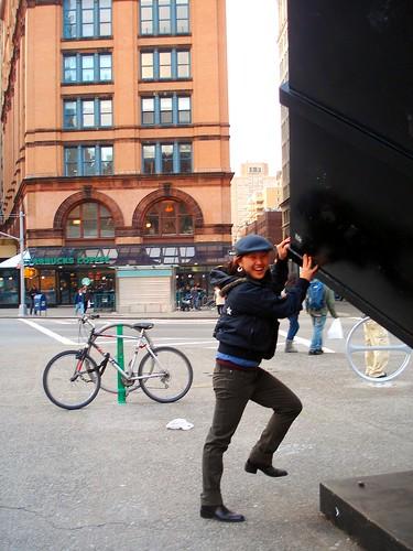 NY_Astor Place Cube