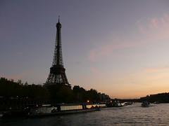 Paris at Sunset (EuropeByEurostar) Tags: eurostar littlebreak singlesbreak