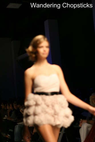 Femme Noir by Phong Hong Debut at Downtown Los Angeles Fashion Week Fashion Angel Awards Emerging Designers Runway Show 7