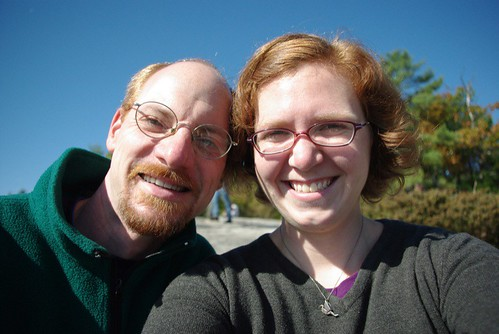 Nearly 4 Years after our first date