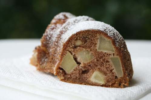 Mom's Apple Cake Bundt - I Like Big Bundts
