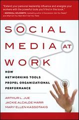 cover of Social Media at Work