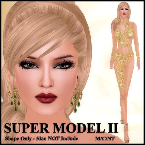 MUI - SuperModel II Ad Pic