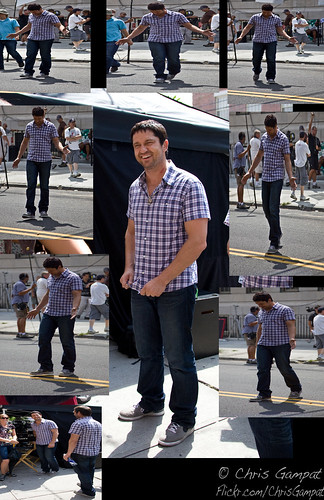 "Gerard Butler on the set of ""The Bounty"" Compilation"