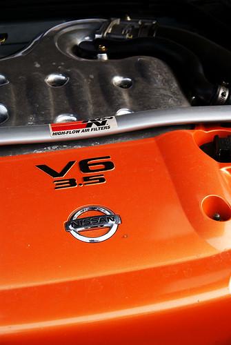 Nissan Fairlady 350Z 3.5L V6 Engine