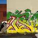 Graffiti at Julian's