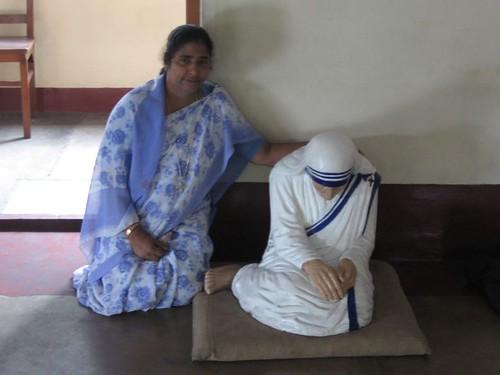 Onze Zuster bij haar grote voorbeeld