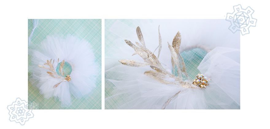 Tulle Wreath tutorial and giveaway
