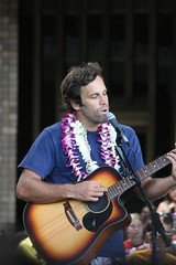 JackJohnson. (dL-chang) Tags: flowers hawaii singing guitar leis jackjohnson