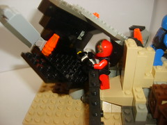 58_EVA carrying the pilot out (Alexander's Lego Gallery) Tags: shadow trooper pod marine jackal lego marathon space chief united ghost halo banshee drop troopers master human elite orbital shock hunter swallow bungie command prophet nations grunt spartan mongoose warthog covenant drone tiamat arbiter unsc odst