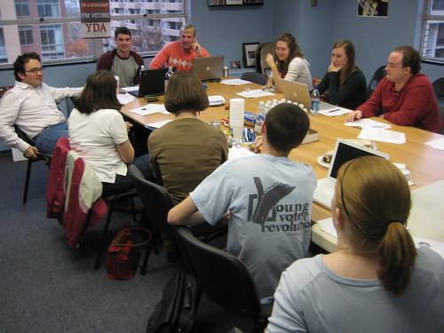 VAYD Budget Meeting