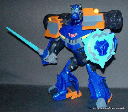 Sentinel Prime Animated Deluxe Transformers 015