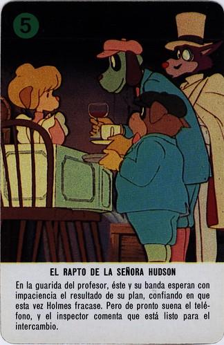 El rapto de la señora Hudson 5