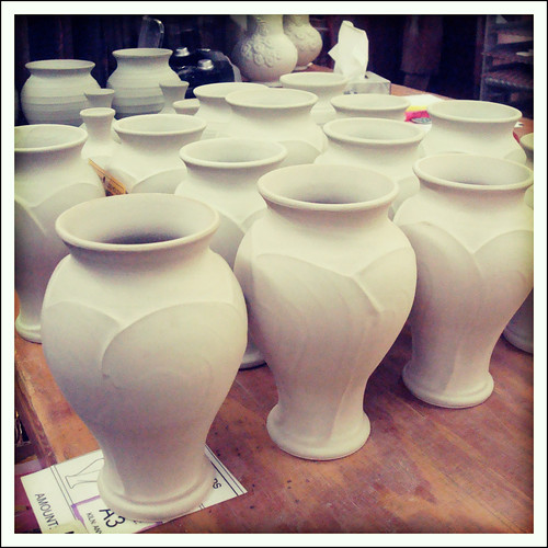Unfinished Pots