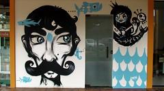 albergue project // nov_09 (viti works) Tags: floripa sc brasil graffiti florianpolis das ponta canas viti grosman