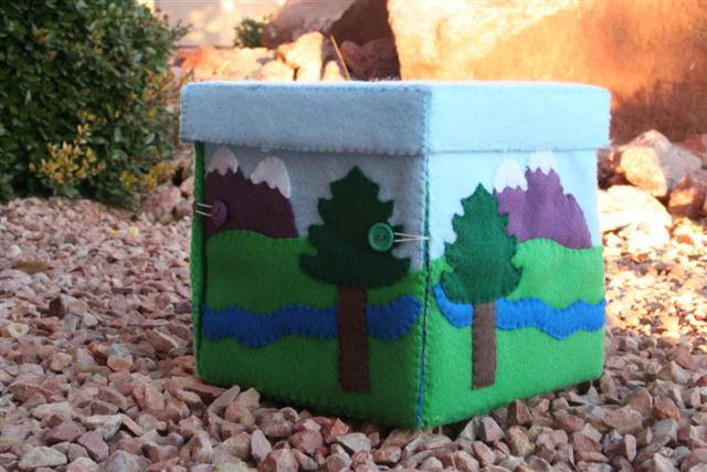 Moose Creek Camp Box