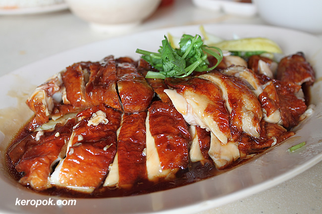 Soy sauce chicken wings recipe singapore Singapore curry chicken ...
