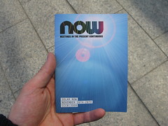 Open_Sailing @ the Now festival, CCCB Barcelona