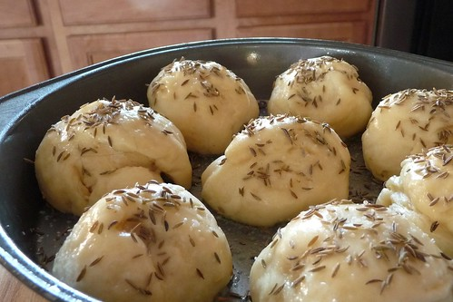 Poppy Seed Rolls - Ready for Baking