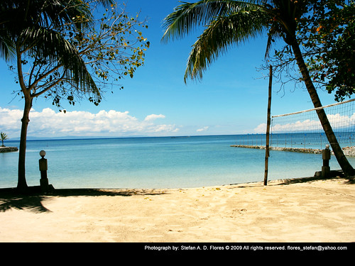 Cebu Marine Beach Resort 2011