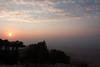 Sunset in Mount Nebo