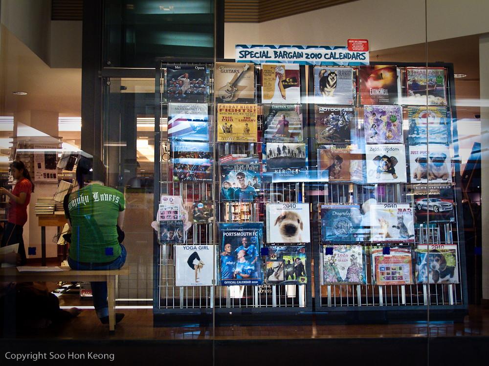 BookStore @ KLCC, Malaysia,