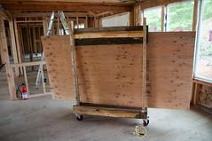 DSC_0424 (jason.leonard.peacock) Tags: usa project diy washington unitedstates remodel bellevue plywood subfloor dolley